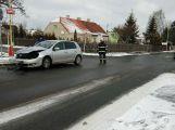 Ve Zdabořské se srazily dva vozy