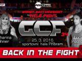 Lístky na Back in the Fight 5 jsou již v prodeji