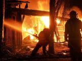 Požár chalupy v Nečíně naPříbramskuněkdo úmyslně založil