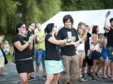 Fialka fest letos nabídne Origami, nebo Vlastíka Plamínka