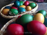 K Velikonočnímu pondělí patří koleda s pomlázkou a kraslicemi