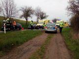 Vážná dopravní nehoda u Jablonné komplikuje provoz