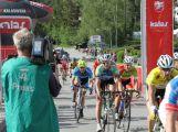 Příbramští cyklisté závodili v Maďarsku