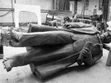 Příbram daruje Jihočeskému kraji sochu Klementa Gottwalda