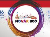 Kdo získal vstupenky na Novák 800?