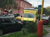 V Milínské ulici bylo před několika minutami sraženo dítě