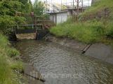 Zahrádkám na Baníku záplavy nehrozí, voda je bezpečně v korytu