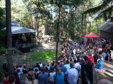Po odmlce se do lesního divadla vrací Tramtamtýdamtůdá fest