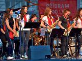 GymBand a dívčí orchestr z dalekého Sydney na náměstí TGM
