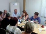 Minulý týden proběhla první schůzka starostů Centra společných služeb