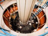 Chcete vidět turbínu vodní elektrárny zevnitř?