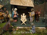 V Příbrami zítra začíná výstava betlémů, představí 30 exemplářů