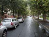 Ulice 28. října je již průjezdná, otestovali ji i školáci