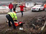 Silvestrovský speciál: Dopravní zpravodajství v přímém přenosu