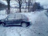 Úterý na příbramských silnicích: 9 nehod a škoda půl milionu