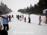Provozovatelé skiareálu ve středních Čechách si sezónu chválí