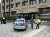 Muž obžalovaný kvůli bombové výhrůžce v Příbrami dostal podmínku
