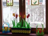 Vyrobte tulipán a podpořte onkologicky nemocné