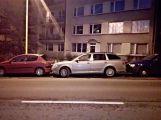 FOTO DNE: Kanadský žertík při parkování?!