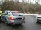 Policisté se po chodcích zaměřili na viditelnost motoristů
