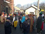Masopustní rej pobavil na Březových Horách stovky diváků