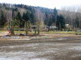 Rekonstrukce Nováku na jaře omezí provoz dětského hřiště
