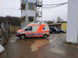 Vrtulník s lékařem zasahoval na motodráze v Sedlčanské kotlině