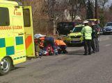Policie hledá svědky páteční dopravní nehody v Hluboši