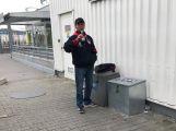 Návštěvníky v obchodních domech obtěžují stále častěji bezdomovci