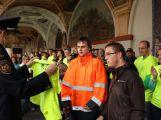 Běh do Svatohorských schodů si zkusili i dva klienti Alky