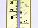 V Příbrami včera padl teplotní rekord