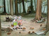 Autorka dětského seriálu Anča a Pepík vystavuje v Příbrami společně se sestrou