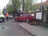 Policie hledá svědky včerejší dopravní nehody z Dobříše