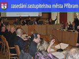 Zasedání zastupitelstva města Příbram