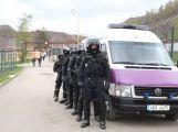 Další velký zásah ve věznici Bytíz