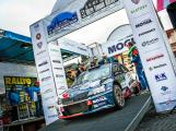 Černý skončil na rally Šumava Klatovy třetí