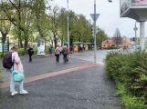 Uzavírka Hailovy ulice zmátla cestující linkami MHD