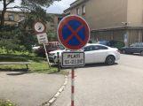 FOTO DNE: O dopravním omezení je dobré vědět včas