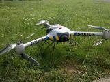 Policistům pomůže dohlížet na pořádek v Brdech dron
