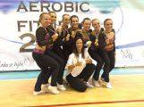 Oxygen sbírá medaile a těší se na Mistrovství Evropy