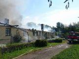 Právě teď: V Leleticích hoří zemědělská usedlost