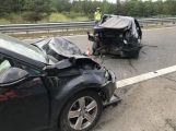 Aktuálně: Na dálnici D4 vážná nehoda se zraněním