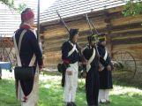 Skanzen na Vysokém Chlumci navštívila Napoleonova armáda