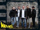 Kapela Matyas-rock: Naše Hymna závisláků zvedne všechny od stolů