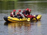Výcvik pro život hasiče