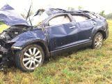 Nekončící den plný nehod na dálnici D4 si připisuje další událost.