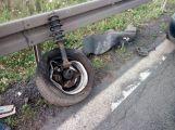 Právě teď: U Rožmitálu došlo k nehodě dvou osobních vozů