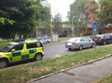 Právě teď: Dopravní nehoda se zraněním v Příbrami