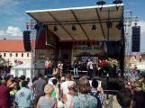 OBRAZEM: Mníšek pod Brdy o víkendu ovládla Skalecká pouť