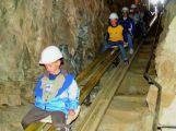Skluzavka na dole Drkolnov je z technických důvodů uzavřena, podzemí je ale přístupné